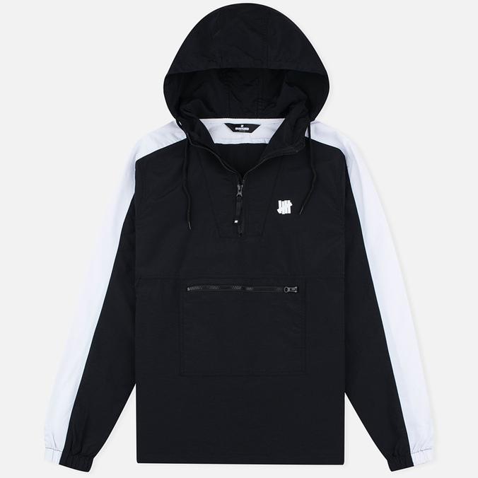 Мужская куртка анорак Undefeated OPS Streak Black