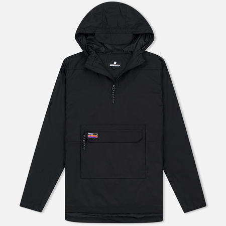 Мужская куртка анорак Undefeated Striker Black
