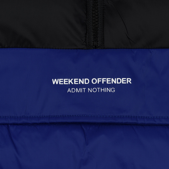 Мужская куртка анорак Weekend Offender Pablo Electric
