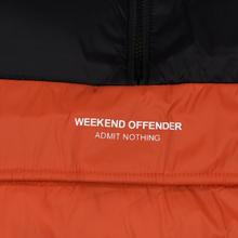 Мужская куртка анорак Weekend Offender Pablo Pumpkin фото- 1