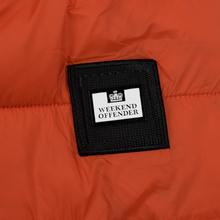 Мужская куртка анорак Weekend Offender Pablo Pumpkin фото- 5