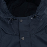 Мужская куртка анорак Norse Projects Frank Summer Cotton Navy фото- 3