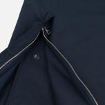 Norse Projects Frank Summer Cotton Men's Anorak Navy photo- 5