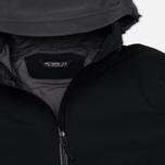 Мужская куртка Arcteryx A2B Commuter Hardshell Black фото- 1