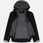 Мужская куртка Arcteryx A2B Commuter Hardshell Black фото- 2