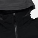 Мужская куртка Arcteryx A2B Commuter Hardshell Black фото- 3