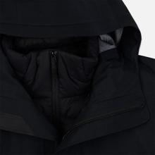 Мужская куртка Arcteryx Veilance Patrol Gore-Tex Down Black фото- 3