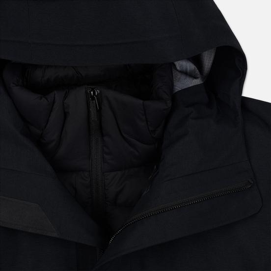 Мужская куртка Arcteryx Veilance Patrol Gore-Tex Down Black