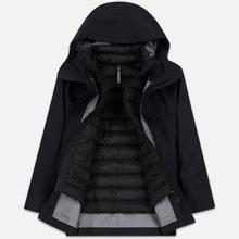 Мужская куртка Arcteryx Veilance Patrol Gore-Tex Down Black фото- 1