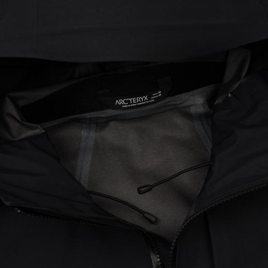 Мужская куртка Arcteryx Sawyer Black