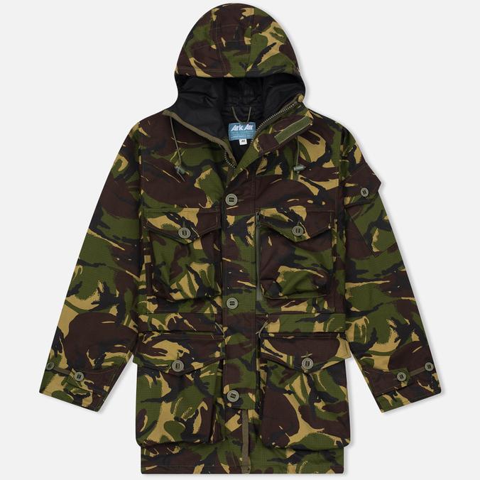 Мужская куртка ArkAir B601AA Waterproof Combat Smock DPM Camouflage