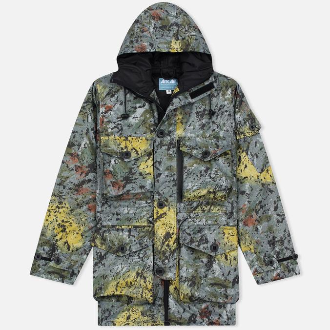 Мужская куртка ArkAir B601AA Waterproof Combat Smock Mountain Camo