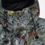 Мужская куртка ArkAir B601AA Waterproof Combat Smock Mountain Camo фото- 3