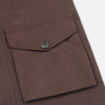 Мужская демисезонная куртка Baracuta 3L Mountain Windbreaker Twist Dark Brown фото- 4