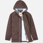 Мужская демисезонная куртка Baracuta 3L Mountain Windbreaker Twist Dark Brown фото- 1