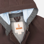 Мужская демисезонная куртка Baracuta 3L Mountain Windbreaker Twist Dark Brown фото- 2