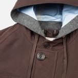 Мужская демисезонная куртка Baracuta 3L Mountain Windbreaker Twist Dark Brown фото- 3
