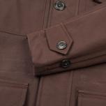 Мужская демисезонная куртка Baracuta 3L Mountain Windbreaker Twist Dark Brown фото- 6