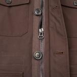 Мужская демисезонная куртка Baracuta 3L Mountain Windbreaker Twist Dark Brown фото- 5