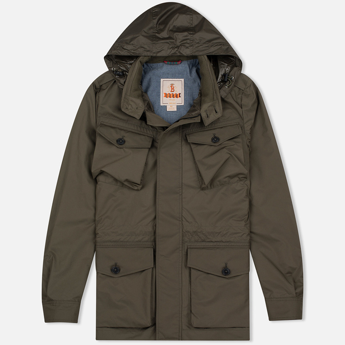 Мужская куртка Baracuta Chorlton Field Military Green