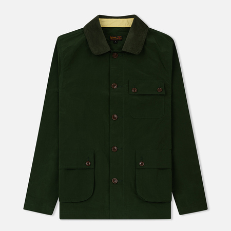 Мужская куртка Barbour Conniston Button Through Green