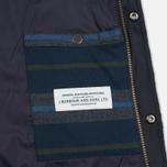 Мужская куртка Barbour Cowl Quilt Navy фото- 5