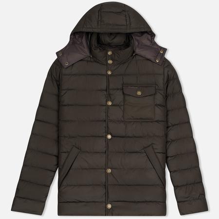 Мужская куртка Barbour Cowl Quilt Olive
