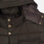 Мужская куртка Barbour Cowl Quilt Olive фото- 1