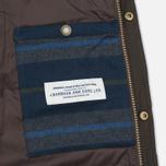 Мужская куртка Barbour Cowl Quilt Olive фото- 5