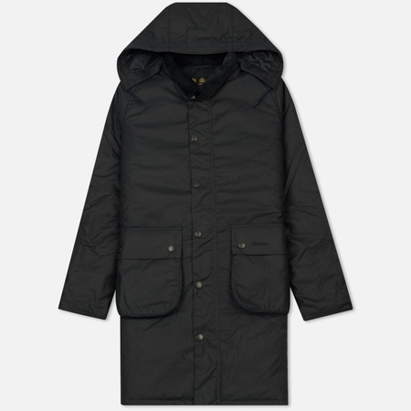 Мужская куртка Barbour Heritage Bramble Wax Navy