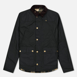 Мужская куртка Barbour Heritage Reelin Wax Sage фото- 0