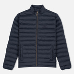 Мужская куртка Barbour Heritage Templand Quilted Navy фото- 0