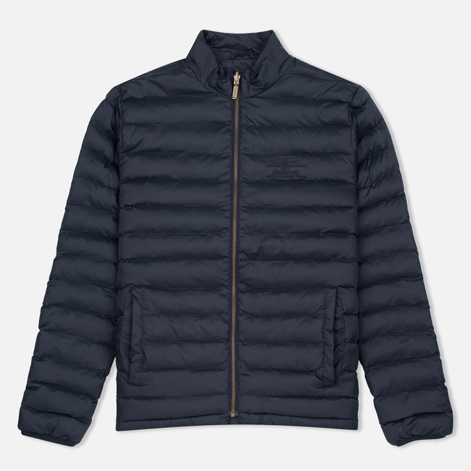 Мужская куртка Barbour Heritage Templand Quilted Navy