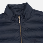 Мужская куртка Barbour Heritage Templand Quilted Navy фото- 1