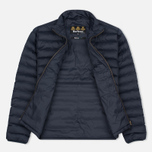 Мужская куртка Barbour Heritage Templand Quilted Navy фото- 3