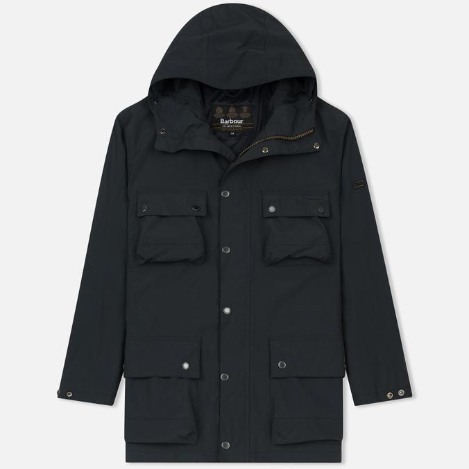 Мужская куртка Barbour International Drag Navy