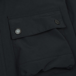 Мужская куртка Barbour International Drag Navy фото- 4