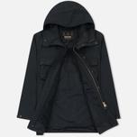Мужская куртка Barbour International Drag Navy фото- 1