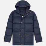 Мужская куртка Barbour Whithorn Quilted Navy фото- 0