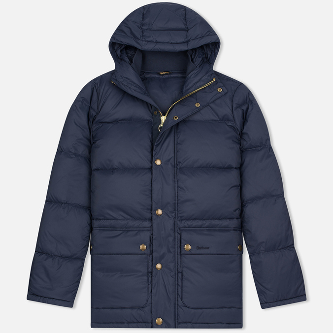 Мужская куртка Barbour Whithorn Quilted Navy