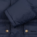 Мужская куртка Barbour Whithorn Quilted Navy фото- 3