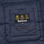 Мужская куртка Barbour Whithorn Quilted Navy фото- 4
