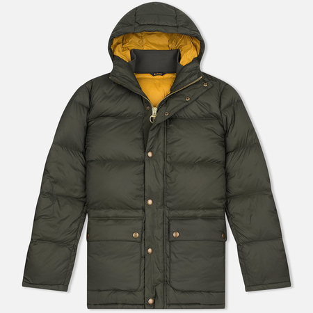 Barbour Whithorn Quilted Men's Jacket Sage