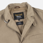 Barbour x Land Rover Jacket Sand Dark Stone photo- 2
