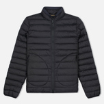Мужская куртка Barbour x Steve McQueen International Baffle Quilted Black фото- 0