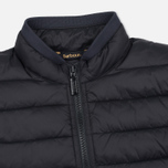 Мужская куртка Barbour x Steve McQueen International Baffle Quilted Black фото- 1