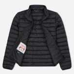 Мужская куртка Barbour x Steve McQueen International Baffle Quilted Black фото- 2