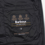 Мужская куртка Barbour x Steve McQueen International Baffle Quilted Black фото- 4