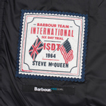 Мужская куртка Barbour x Steve McQueen International Baffle Quilted Black фото- 5