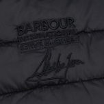 Мужская куртка Barbour x Steve McQueen International Baffle Quilted Black фото- 7